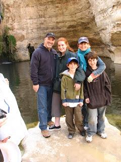 Rabbi Paul Kipnes family