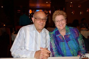 Ben and Charlotte Klein