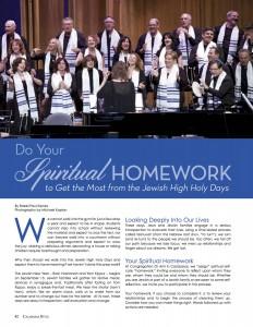 Do Your Spiritual Homework Article, JPG by Rabbi Kipnes