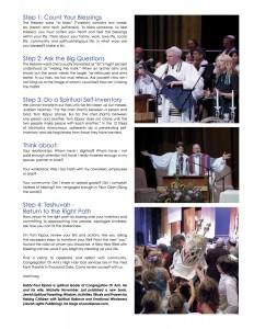 Do Your Spiritual Homework Article, p2 JPG by Rabbi Kipnes