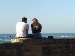 Young Lovers in Jaffa