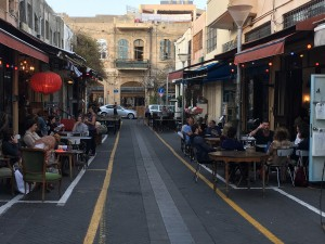 Cafe's in Jaffa