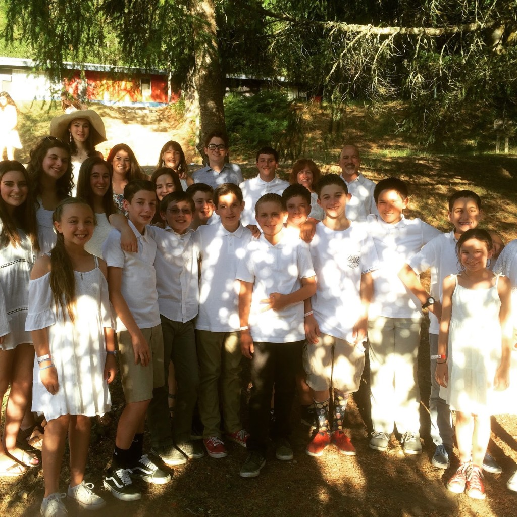 Rabbi to Jewish Summer Camp