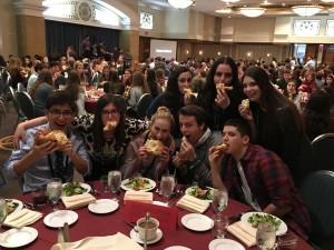 L'taken Shabbat dinner 2016