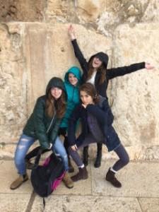 Rockey Greenberg in Israel